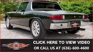 porsche 914 wheels 1971 porsche 914 for sale youtube