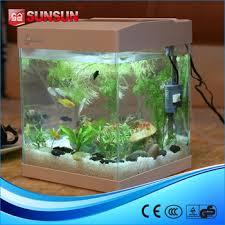 aquarium bureau sunsun plastic aquarium aquarium bureau nano tank koi tank g 20 g 25