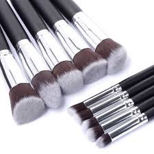 kabuki makeup brush set reviews online shopping kabuki makeup