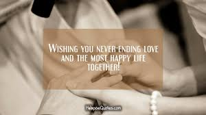 newly married quotes wedding wishes hoopoequotes