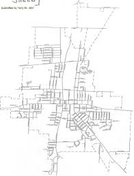 Troy Ohio Map by Richland Co Place List