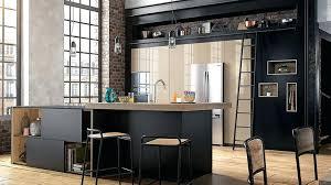 cuisine repeinte en noir cuisine repeinte en noir cuisine noir beige ac mobalpa meuble de