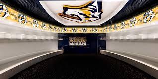 lexus lounge tampa nashville predators getting locker room upgrades at bridgestone arena