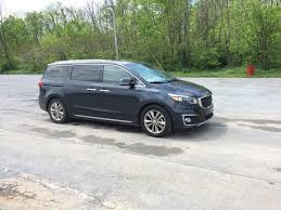luxury minivan kia u0027s redesigned 2016 sedona seeks to redefine the minivan wtop
