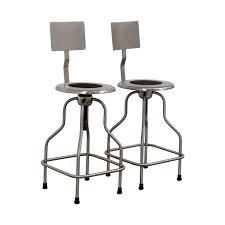 bar stools design within reach 67 off design within reach design within reach steel precision