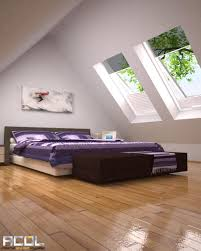 cheap small roof bedroom full of light blogdelibros