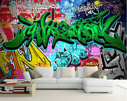 compare prices on graffiti mural wallpaper online shopping buy beibehang custom wallpaper bar colorful graffiti ktv tooling background wall living room bedroom tv background mural wallpaper