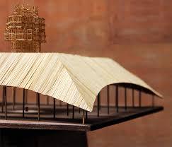 studio mumbai to use bamboo to build melbourne u0027s mpavilion