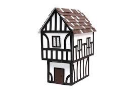 What Makes A House A Tudor | how to make a tudor house hobbycraft blog