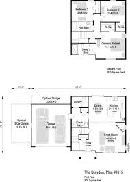 3 bedroom 2 story house plans 22 best 2 story floor plans images on floor plans