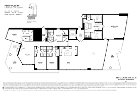 900 Biscayne Floor Plans Biscayne Beach Worldwide Properties