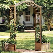 garden arch trellis gardman rose garden arch walmartcom