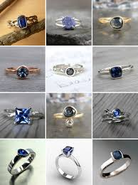 saphire rings sapphire engagement rings our favorites uncommon engagement