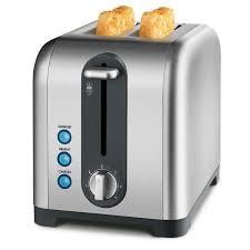 Motorised Toaster Kambrook Profile 2 Slice Toaster S Steel Jb Hi Fi