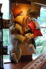how to store pillows bridgid coulter design ladder storage display and storage