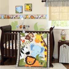 Boy Nursery Bedding Sets with Boys Nursery Bedding Sets Lambs Ivy Enchanted Forest 6 Baby Crib