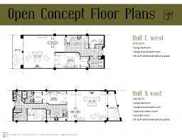 one story open concept floor plans house plans with open concept floor plan home unbelievable loft arts