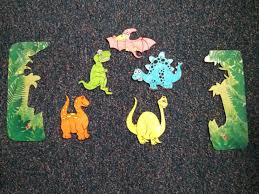 dinosaur story time the librarian is on the loose