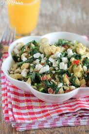 Mediterranean Style Food - green eggs u0026 ham scramble mediterranean style picky palate