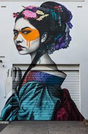 Wall Murals Australia Shinka Wall Mural By Fin Dac In Adelaide Australia Gorgeous