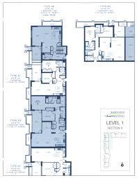 bayside floor plan level 2 section 3