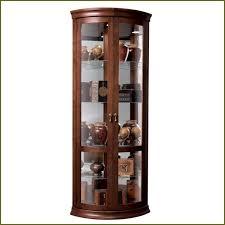 glass corner curio cabinet glass corner curio display cabinet home design ideas