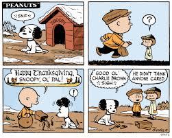 happy thanksgiving snoopy ol pal peanuts studio