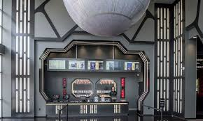 photos awesome star wars themed alamo drafthouse theater u2014 geektyrant