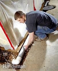 how to waterproof a basement family handyman