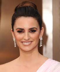 mother of the bride hairstyles partial updo stunning mother of the bride hairstyles penelope cruz
