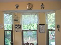 kitchen bay window curtain ideas curtains ideas kitchen bay window curtains inspiring pictures