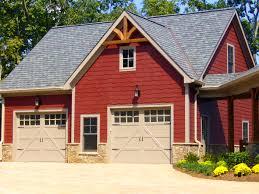 2 Story Garage Plans Apartments Entrancing Craftsman House Plans Garage Wapartment