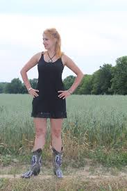 boots and black dress u2013 dress ideas