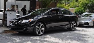 2014 Honda Civic Si Sedan Specs 205hp 2014 Honda Civic Si Sedan Is Fu Cool From 23k Visual