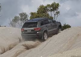 2011 jeep grand cherokee crd in australia mid year