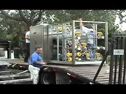 bio cremation bio cremation arrival and installation at mcqueen funeral