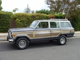 1989 jeep wagoneer solid rust free 1987 jeep wagoneer offroad for sale