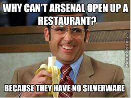 Funny Memes About Memes - 17 arsenal memes that will make you cringe daily cannon