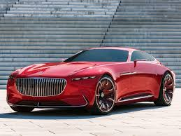 exclusive future car rendering 2016 mercedes benz vision maybach 6 concept 2016 pictures
