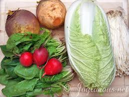 napa cabbage capturing nirvana