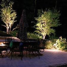 outdoor landscape deck and pool lighting spectrum electric
