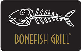 bonefish gift card bonefish grill gift card 25 50 or 100 fast email delivery