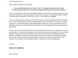 salary range in cover letter the letter sample cover letter with