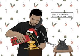 Drake Birthday Meme - 10 drake themed holiday cards to give to your friends family and