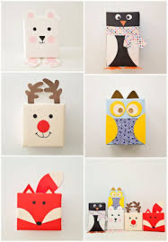 hello wonderful diy holiday animal gift wrap