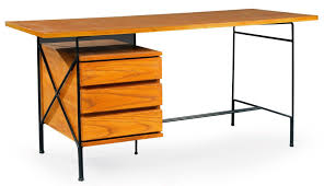 bureau guariche guariche 1926 1995 bureau of mahogany veneer and black