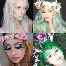 Halloween Fairy Costume Fairy Costume Makeup Ideas Popsugar Beauty