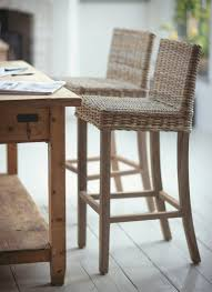 designer kitchen stools bembridge bar stool rattan garden trading