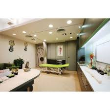 interior design service for doctor consultation room interior