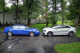 lexus vs audi s4 i know most of us love things like the wrx gti the sts what